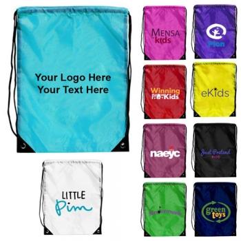 Promotional Barato Drawstring Backpacks