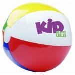 24 Inch Customized Six Color Beach Balls