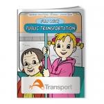 Custom Coloring Book - Fun with Public Transportation