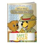 Custom Imprinted Coloring Book - Stranger Ranger