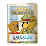 Personalized Coloring Book - Bella Bear - Stranger Ranger