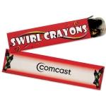 Customized 2 Pack Swirl Crayons