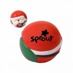 Promotional Logo Santa Claus Balls