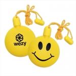 Customized Smile Face Bubble Necklace