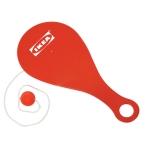Customized Paddleball - Red