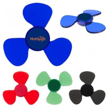 Custom Printed Fan Fun Spinners