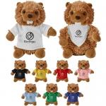 Custom Imprinted Cuddliez Beaver Plush Toys