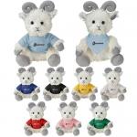 Custom Imprinted Cuddliez Ram Plush Toys