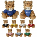 Custom Imprinted Cuddliez Tiger Plush Toys