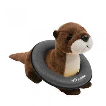 Custom Imprinted Plush Otter Toys