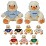 Custom Printed Cuddliez Duck Plush Toys