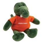 Custom Printed Mascot Plush Gator Toys