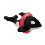 Custom Printed Whale Plush Toys