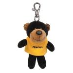 Custom Printed Wild Bunch Black Bear with Key Tags