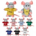 Personalized Cuddliez Mouse Plush Toys
