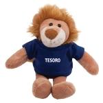 Personalized Mascot Plush Lion Toys