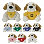 Promotional Fuzzy Friends Dog Soft Plush Toys