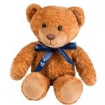 Promotional Logo Big Graham Plush Bear
