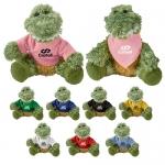 Promotional Logo Cuddliez Alligator Plush Toys