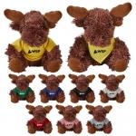 Promotional Logo Cuddliez Moose Plush Toys