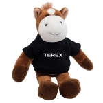 Promotional Mascot Plush Horse Toys