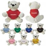 Promotional Zoofari Beanies Polar Bear Toys