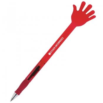 11.25 Inch Custom Printed Hello Hand Pens
