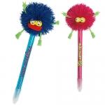 7 Inch Custom Printed Fuzzy Pens