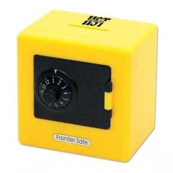 Customized Yellow Combination Safe