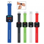 Custom Square Unisex Digital LED Watches