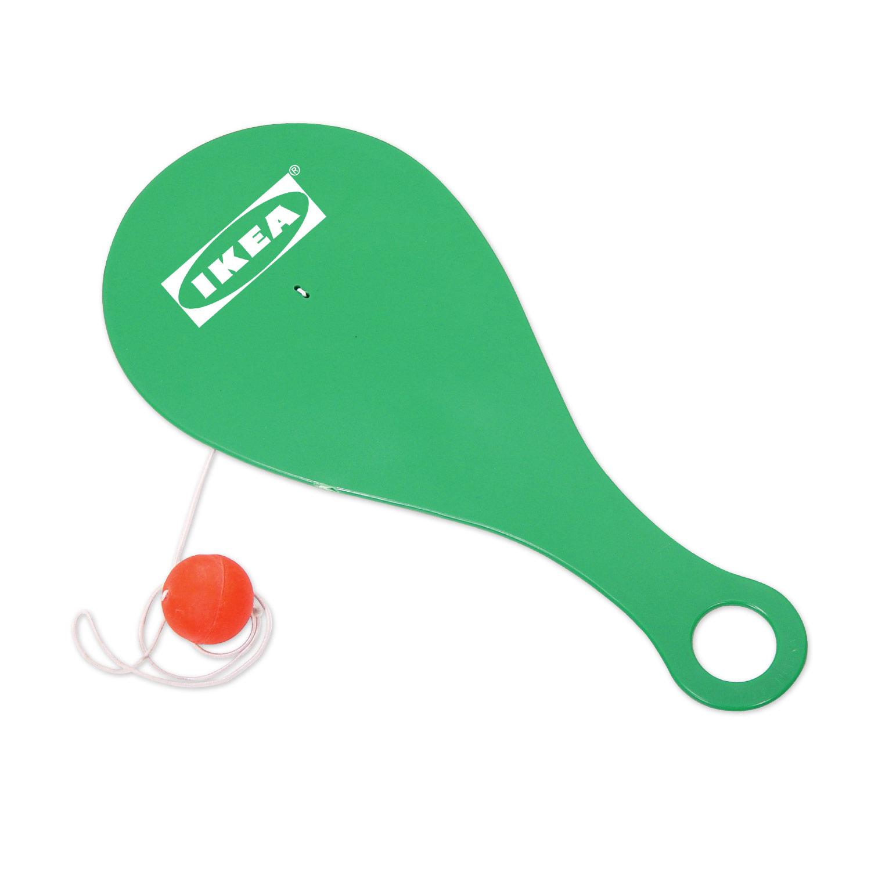 Customized Paddleball - Green