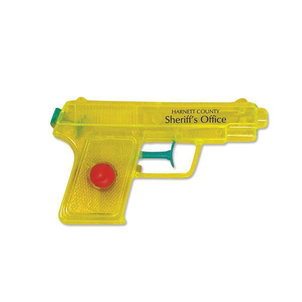Customized Yellow Pistol Water Gun