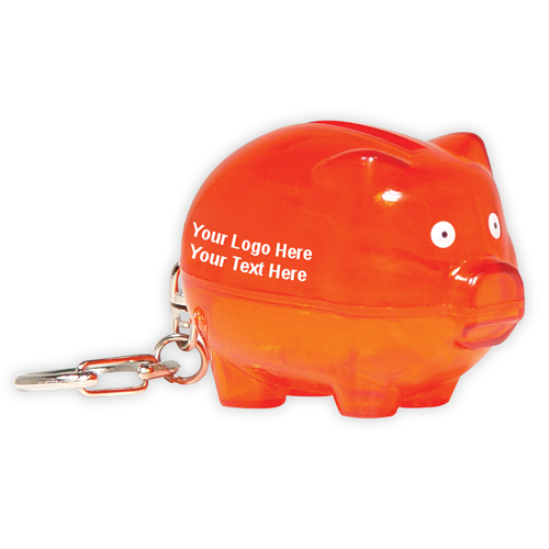 customized piggy bank keychain keychain piggy bank shape
