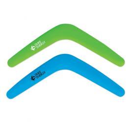 Custom Imprinted Boomerang Toys
