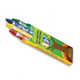 Custom Imprinted Crayon Fun Packs