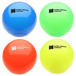 Custom Printed Hyper Light Bouncy Balls