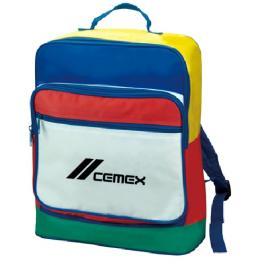 Custom Printed Kids Multicolor Backpacks