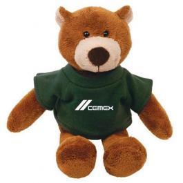 Custom Printed Mascot Plush Bears