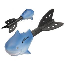 Custom Printed Shark Fun Flinger Toys