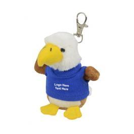 Custom Printed Wild Bunch Eagle with Key Tags