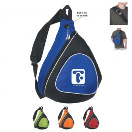 Custom Sling Backpack