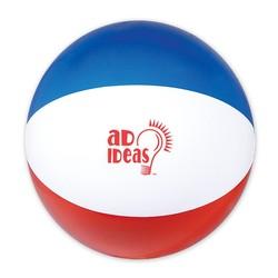 Customized 16 Inch Patriotic Beach Ball