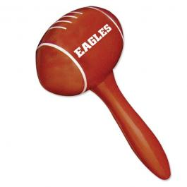 Personalized Football Maraca