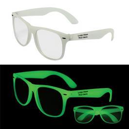 Personalized Glow in the Dark Sunglasses