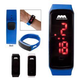 Personalized Rectangle Unisex Digital LED Watches