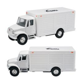 Promotional Logo Beverage Truck Die-Cast Toys