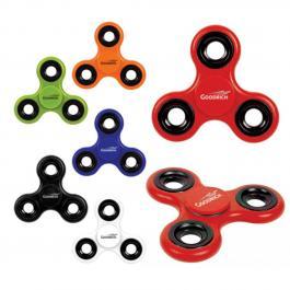 Promotional Logo Fiddle Spinner Toys