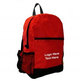 Promotional Logo Kids Straight-A Backpacks