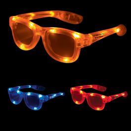 Promotional Logo Light Up Iconic Sunglasses