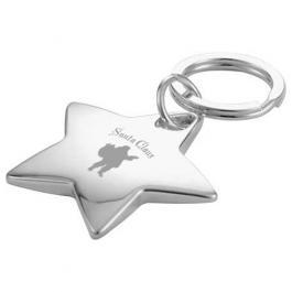 Promotional Logo Star Shaped Key Rings